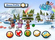 Hubert the Teddy Bear: Winter Games Image