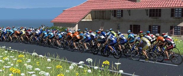 Pro Cycling Manager/Tour de France 2010 - Feature