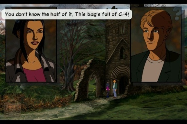 Broken Sword: The Director's Cut Screenshot - 1041307