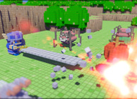 3D Dot Game Heroes Image