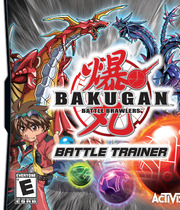 Bakugan Battle Trainer Boxart