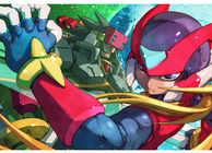 Mega Man Zero Collection Image