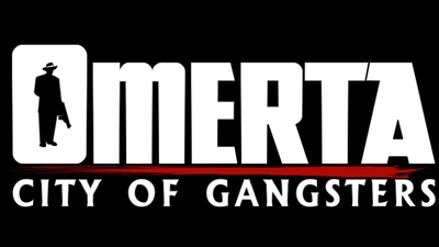 Omerta - City of Gangsters Logo - 1043285