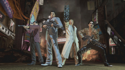 Yakuza: Dead Souls Screenshot - 1043454