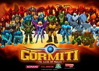 Gormiti: The Lords of Nature! Image