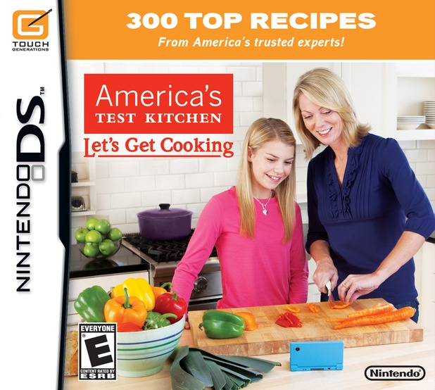 America's Test Kitchen: Let's Get Cooking - Feature