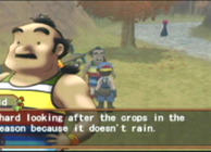Harvest Moon: Hero of Leaf Valley Image