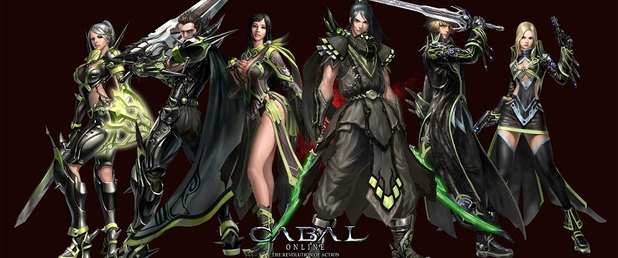 Cabal Online - Feature