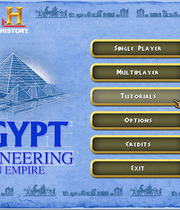 HISTORY Egypt - Engineering an Empire Boxart