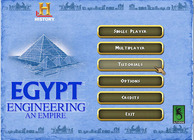 HISTORY Egypt - Engineering an Empire Image