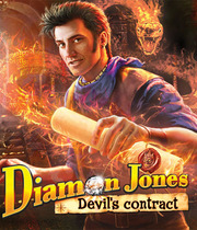 Diamon Jones: Devil's Contract Boxart