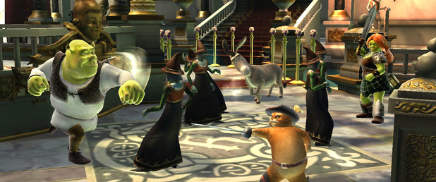 Shrek Forever After: The Game - Feature