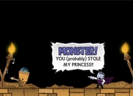 Monsters (Probably) Stole My Princess! Image