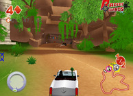 Racers' Islands: Crazy Racers Image