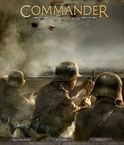Commander The Great War Boxart