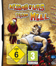 Neighbours From Hell Boxart