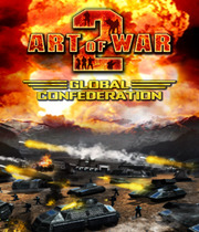 Art of War 2: Global Confederation Boxart
