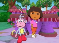 Dora the Explorer: Dora's Big Birthday Adventure Image