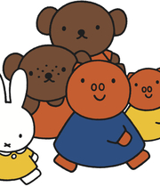 Miffy's World Boxart