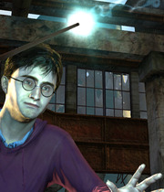 Harry Potter and the Deathly Hallows – Part 1 the videogame Boxart