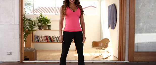Get Fit with Mel B - Feature