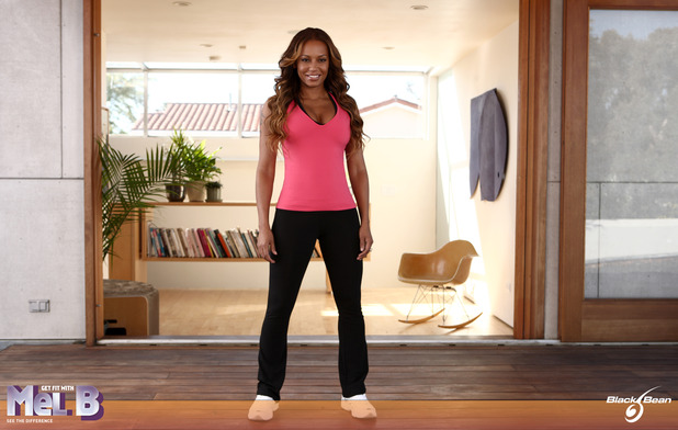 Get Fit with Mel B Screenshot - 1052047