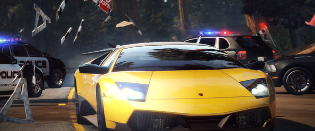 Need for Speed Hot Pursuit - Feature