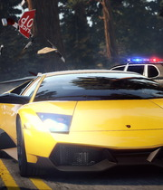 Need for Speed Hot Pursuit Boxart