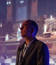 Peter Molyneux at Develop 2010 Boxart