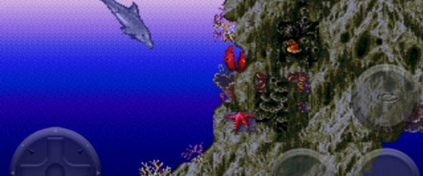 Ecco the Dolphin - Feature