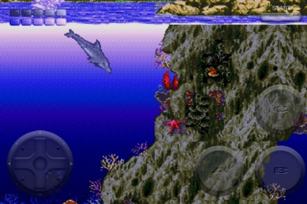 Ecco the Dolphin Screenshot - 1053390