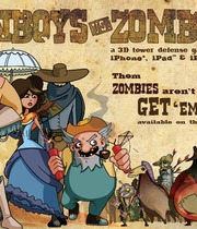Cowboys vs. Zombies Boxart