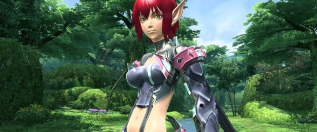 Phantasy Star Online Ver. 2 - Feature