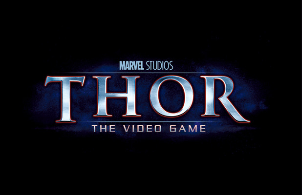 Thor: God of Thunder Logo - 1054951