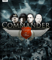 Commander - Europe at War Boxart