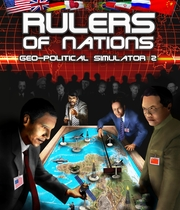 Rulers of Nations Boxart