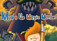 Max and the Magic Marker Image