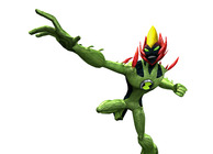 Ben 10 Ultimate Alien: Cosmic Destruction Image