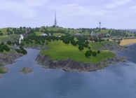 The Sims 3 Barnacle Bay Image