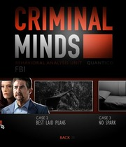 Criminal Minds Boxart