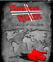 Darkest Hour: A Hearts of Iron Game Boxart