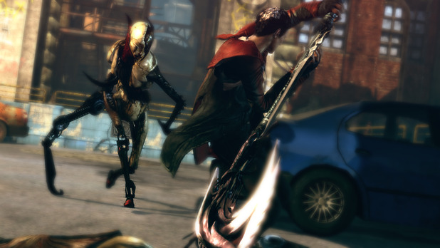 DmC Devil May Cry - Feature