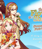 The Flower Shop - Summer in Fairbrook Boxart
