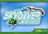 Skydiver Image
