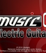 Music on: Electric Guitar Image