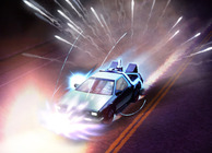 Back to the Future: The Game Image
