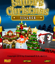 Santa's Christmas Village (17-in-1) Boxart