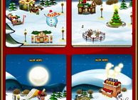 Santa's Christmas Village (17-in-1) Image