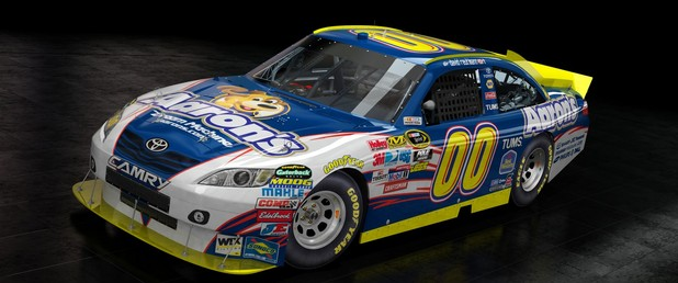 NASCAR The Game 2011 - Feature