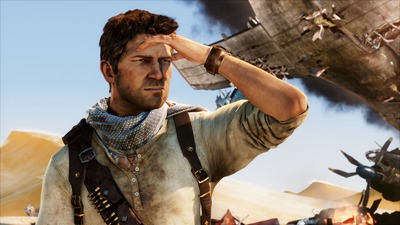 Uncharted 3: Drake's Deception Artwork - 1066789